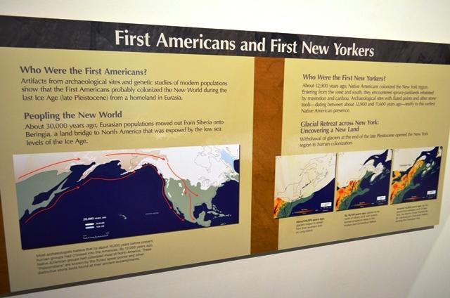 13 New York ျပည္နယ္ ႏွင္႕ အေမရိကန္ ကို လူေတြ ေရာက္႐ွိလာၾကပံုပါ ။