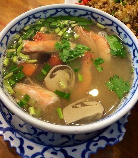Sea Food Tom Yam Soup
