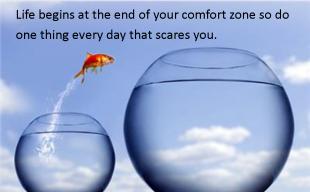 Comfort+Zone+Quote