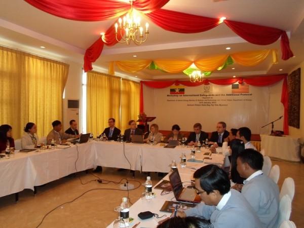 Workshop on AP, NPT
