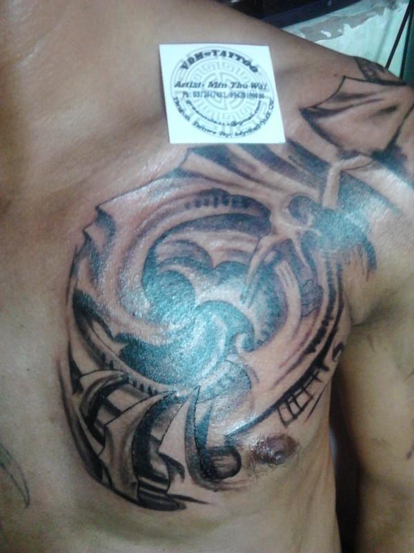 Biomechnical Tattoo