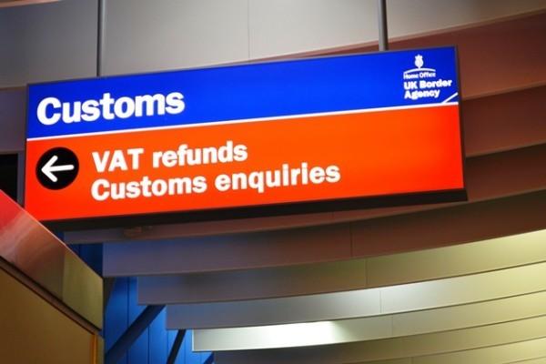 Refund လုပ္ရမယ္႕ Custom VAT Refund ( VAT = Value Added Tax ) ႐ံုး ။